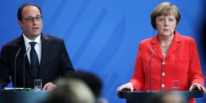 Hollande lobt Zusammenarbeit mit Merkel 660x330 - Hollande lobt Zusammenarbeit mit Merkel