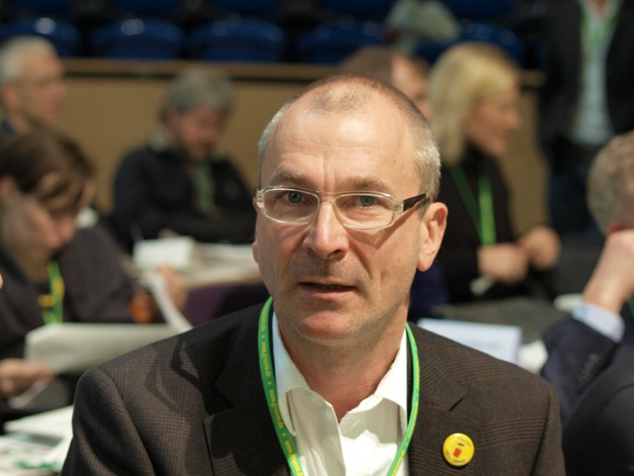 Bild von Jüdische Prominente setzen sich für Grünen-Politiker Beck ein