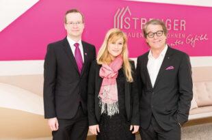 Julien Ahrens Lis Hannemann Strenger Karl Strenger 310x205 - Strenger Gruppe knackt 2015 die 100-Millionen-Euro-Grenze