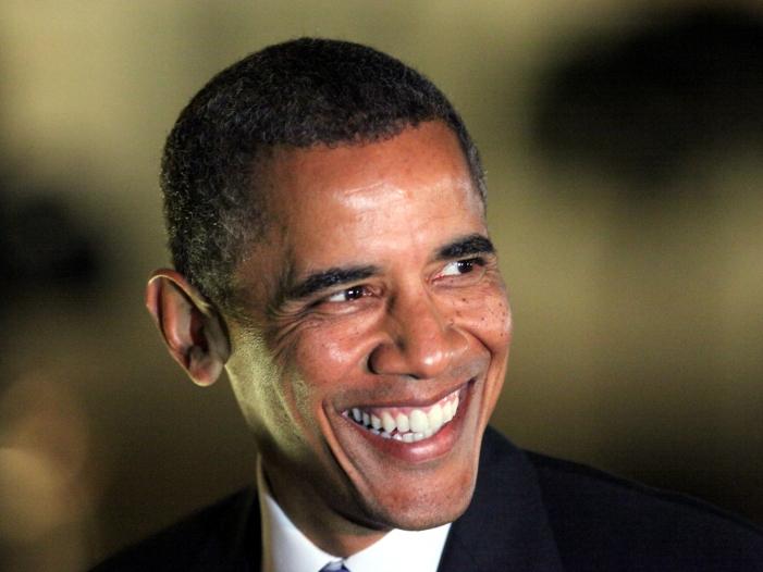 Bild von Obama kommt mit vielen Industriebossen nach Hannover