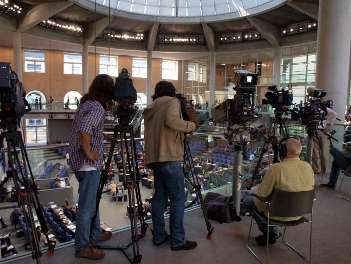 Bild von Reporter ohne Grenzen: Pressefreiheit in Deutschland nimmt ab