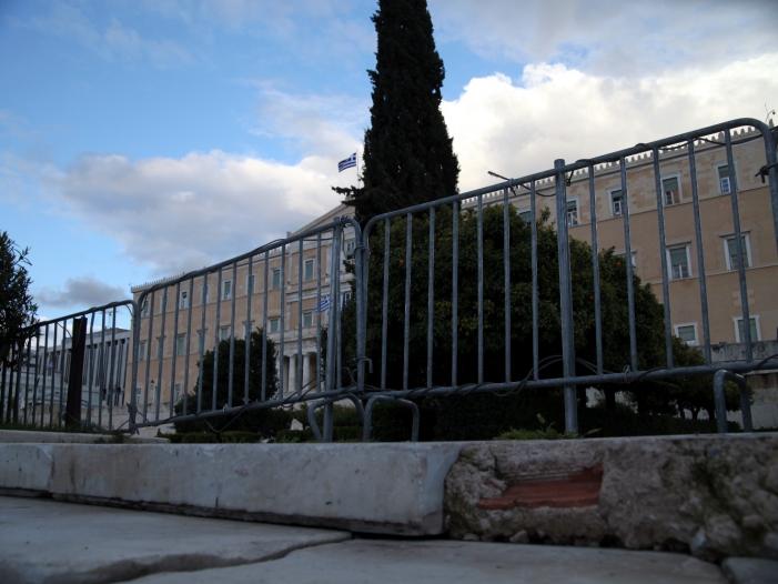 Unionspolitiker wollen mehr Reformeifer von Griechenland - Unionspolitiker wollen mehr Reformeifer von Griechenland