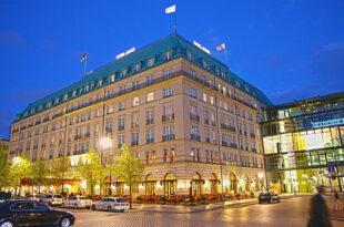 Adlon 310x205 - Luxus ist gefragt: Top-200-Hotels steigern Umsatz