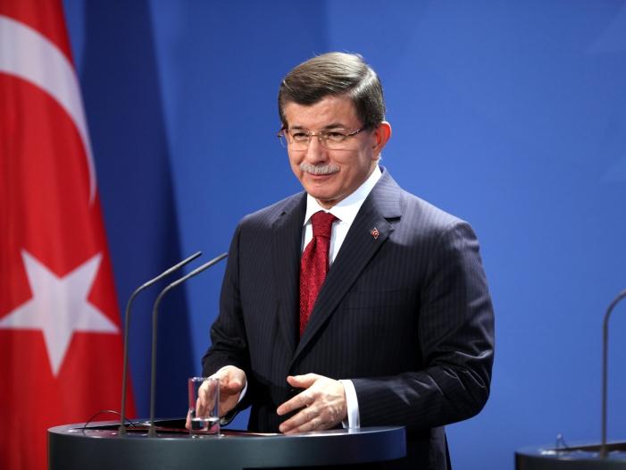 Bild von Davutoglu will sich von AKP-Vorsitz zurückziehen