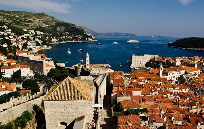 Dubrovnik - Studie: Positive Wirtschaftsentwicklung in Südosteuropa