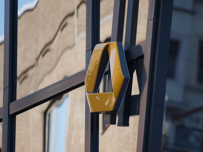 Commerzbank-Logo, über dts Nachrichtenagentur