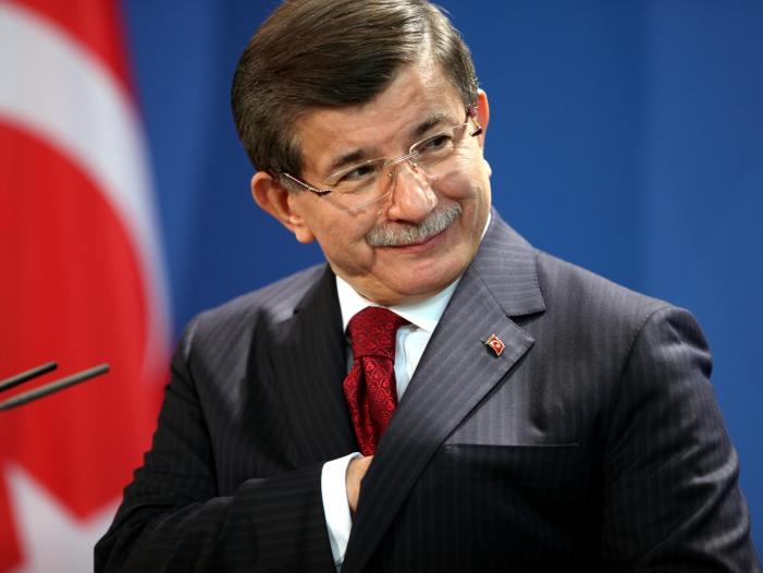 """Bild von Röttgen: Rücktritt von Davutoglu """"schlechte Nachricht für Europa"""""""