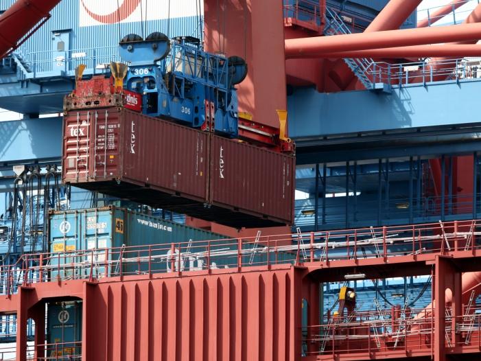 Bild von Stahlindustrie fordert Reaktion aus Brüssel auf US-Strafzölle