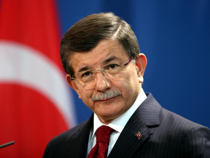 Bild von Türkischer Regierungschef Davutoglu bestätigt Rückzug von AKP-Vorsitz