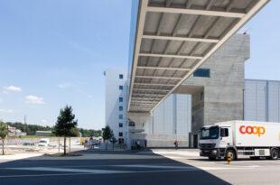Coop Logistik 310x205 - Coop eröffnet Logistikstandort in Schafisheim