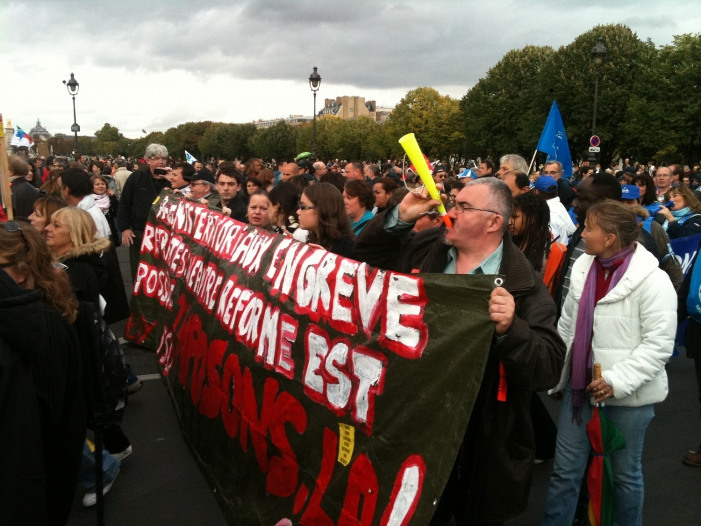 Frankreichs Arbeitsministerin hält an Reform fest - Frankreichs Arbeitsministerin hält an Reform fest