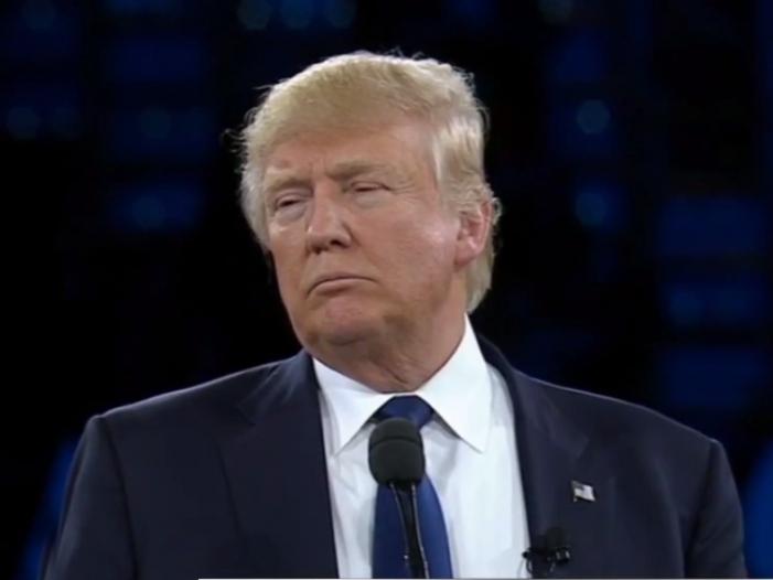 USA Nominierungsparteitag der Republikaner beginnt - USA: Nominierungsparteitag der Republikaner beginnt