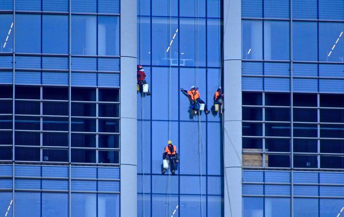 Photo of Industriekletterer: Arbeit als Balanceakt