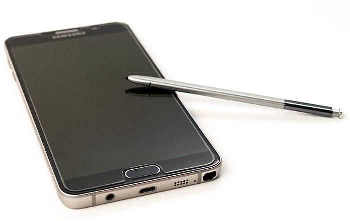 Bild von Das neue Samsung Galaxy Note 7 in der Praxis