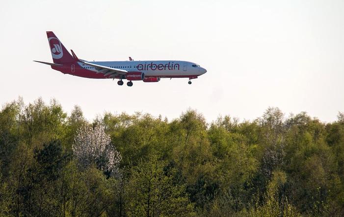 Photo of Spitz auf Knopf, Kommentar zu Air Berlin von Lisa Schmelzer