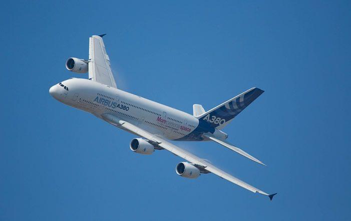 Photo of Unruhige Zeiten, Kommentar zu Airbus von Stefan Kroneck