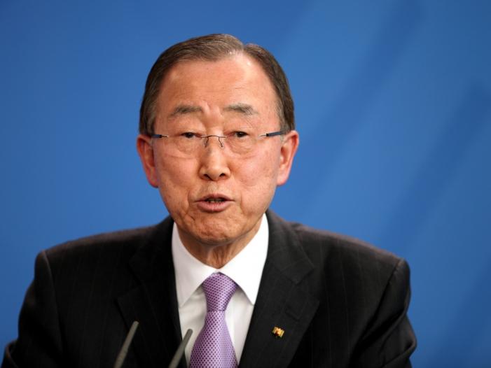 Photo of Ban Ki-moon besorgt über Spannungen in Korea