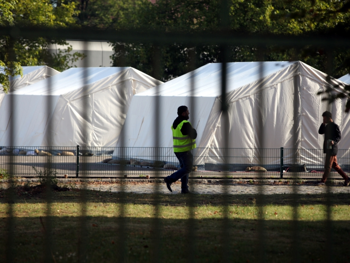 Flüchtlingskrise Grünen Politikerin Harms will EU Hilfe für Deutschland - Flüchtlingskrise: Grünen-Politikerin Harms will EU-Hilfe für Deutschland