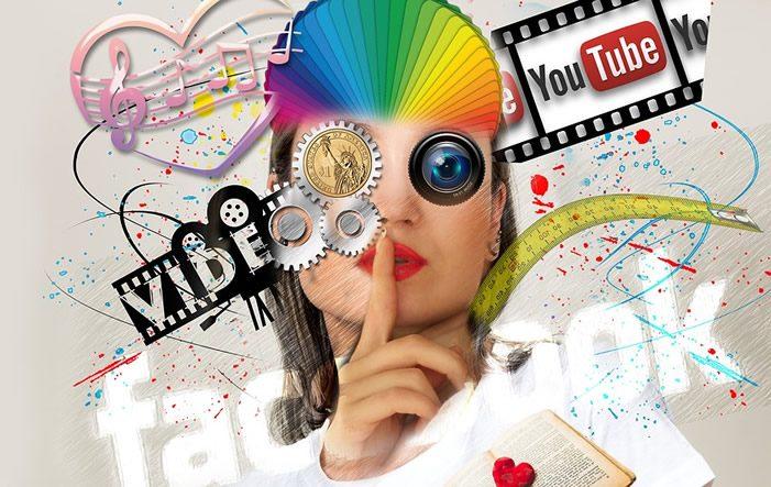 Social Media - Studie: Marken, die bei Social Media kreativ sind, verkaufen mehr