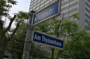 Thyssen Krupp Betriebsrat bringt Landesbeteiligung ins Gespräch 310x205 - Thyssen-Krupp-Betriebsrat bringt Landesbeteiligung ins Gespräch