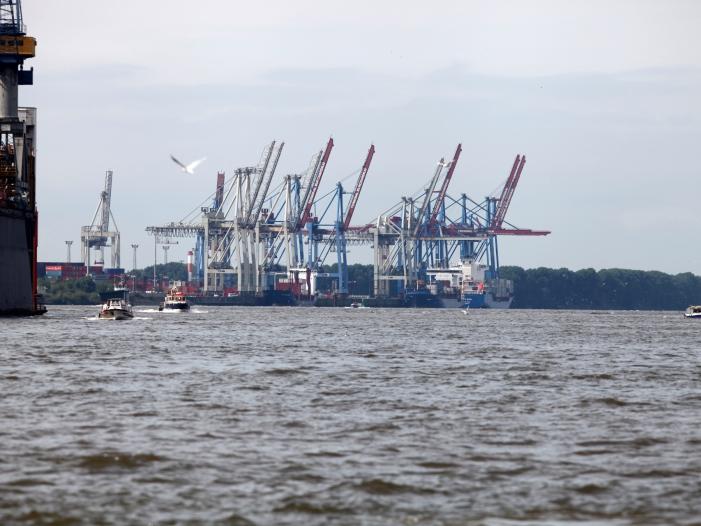 Photo of Zehn Kilo Kokain auf Schiff im Hamburger Hafen gefunden
