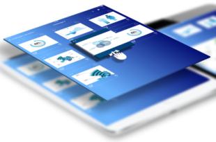 App Aussendienst 310x205 - Wischen, streichen, staunen – mit Tower 5 der Außendienst-App