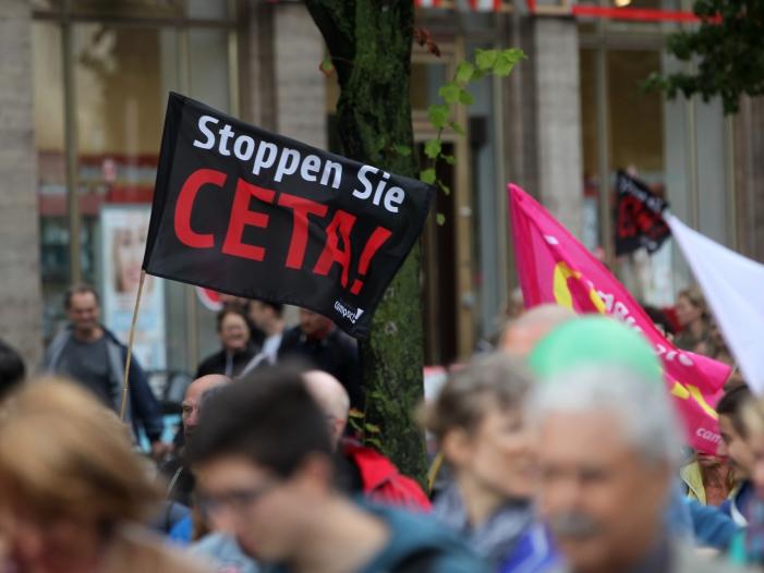 Photo of CSU-Europaabgeordneter: Streit um Ceta schadet Ruf der EU