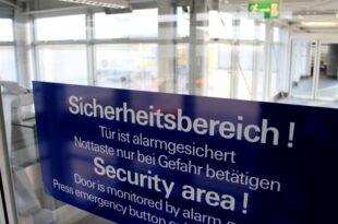 """Flughafenverband spricht von quotangespannter Sicherheitslagequot 310x205 - Flughafenverband spricht von """"angespannter Sicherheitslage"""""""