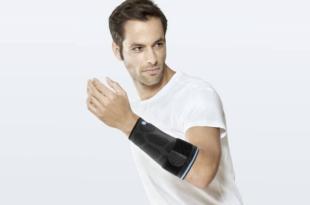 Tennisarm 310x205 - Ein Tennisellenbogen kann unbehandelt zu bleibenden Schäden führen