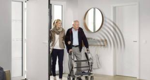 barrierefrei wohnen 310x165 - Barrierefreies Wohnen: Türantriebe sind entscheidender Bestandteil