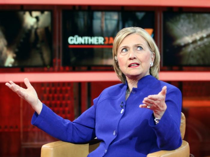 """Photo of BCG-Chef Rich Lesser: """"Mit Clinton wäre es berechenbarer gewesen"""""""
