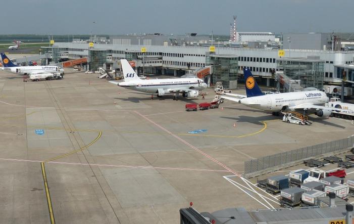 Flughafen-Düsseldorf - das nordrhein-westfälische Tor zur Welt