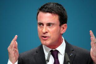 Frankreichs Valls für Einreisegenehmigungssystem nach US Vorbild 310x205 - Frankreichs: Valls für Einreisegenehmigungssystem nach US-Vorbild
