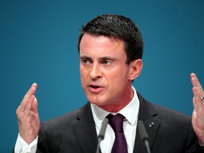 Frankreichs Valls für Einreisegenehmigungssystem nach US Vorbild - Frankreichs: Valls für Einreisegenehmigungssystem nach US-Vorbild