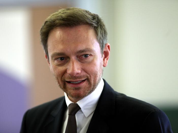 Bild von Norbert Haug berät FDP-Chef Lindner