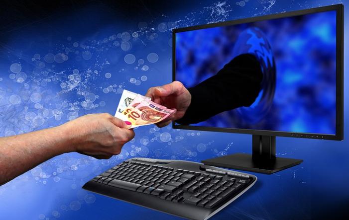 online zahlen - Onlinezahlungen: Banken holen gegenüber E-Wallets Boden auf
