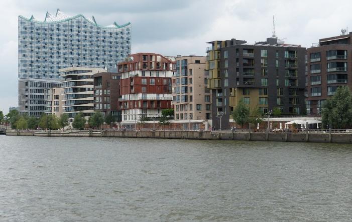Hafencity - Gruner + Jahr zieht in die Hamburger HafenCity