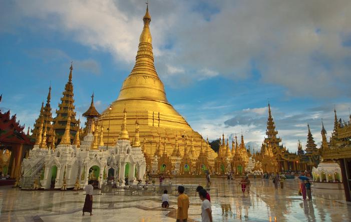 Myanmar - Myanmar - ein neuer Markt für europäische Unternehmen