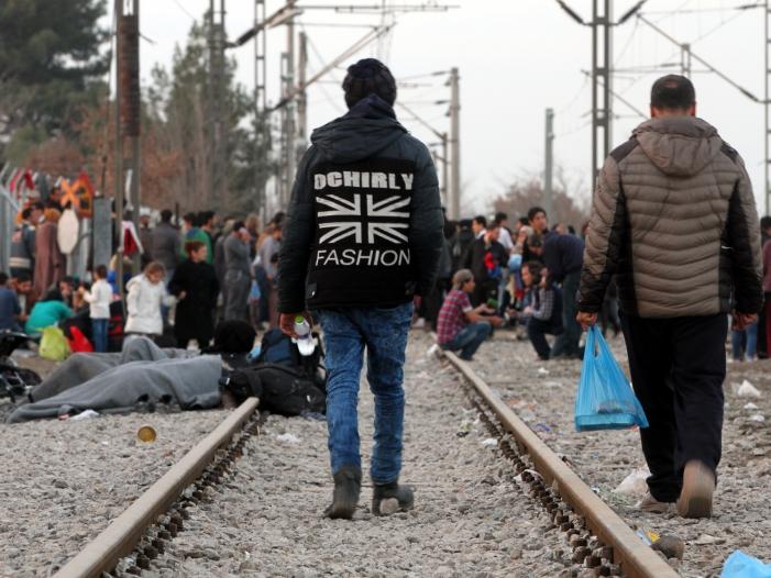 Bild von CSU will gerettete Mittelmeerflüchtlinge in Afrika absetzen