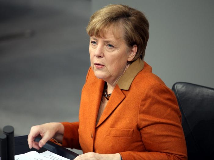 Photo of Emnid-Umfrage: Deutsche trauen Merkel immer noch am meisten zu