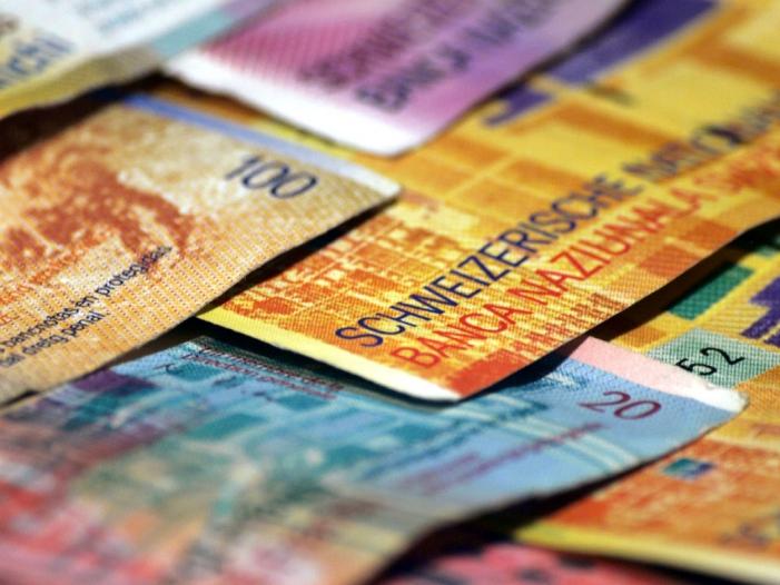 waehrungsreserven-schweizerische-nationalbank-erhoeht-rueckstellungen Währungsreserven: Schweizerische Nationalbank erhöht Rückstellungen