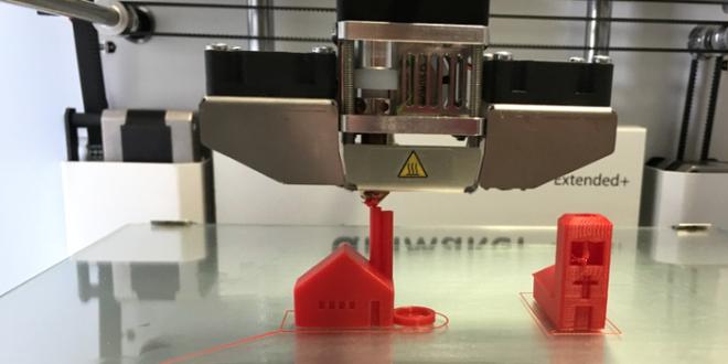 3D Drucker 660x330 - HP will sich mit 3D-Druck neu erfinden