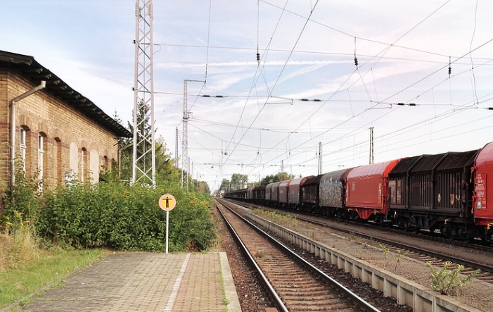 Guetertransport - Gütertransport: Im Zug von China nach London in 18 Tagen