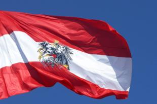Oesterreich Flagge 310x205 - Index wirtschaftlicher Freiheit: Österreich kann Plätze gut machen