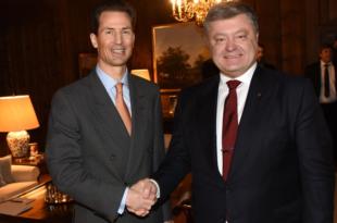Petro Poroshenko Liechtenstein 310x205 - Ukrainischer Präsident Poroshenko zu Besuch in Liechtenstein