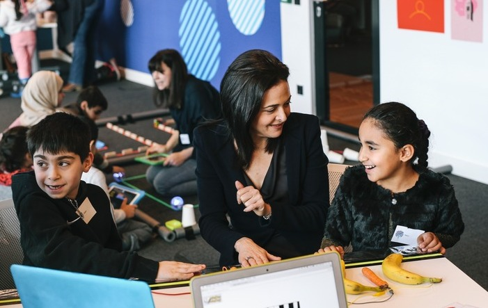 Facebook eröffnet Digitales Lernzentrum in Berlin