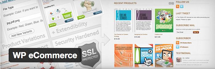 WP eCommerce - Wordpress Shop - so einfach geht es