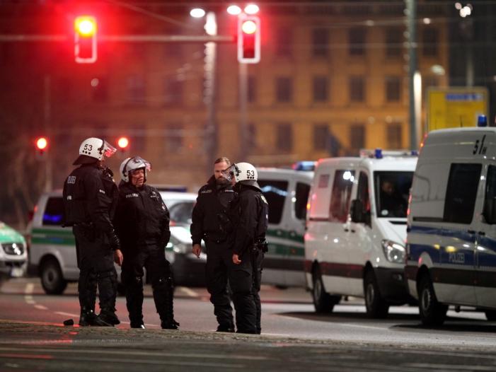 Polizei (Archiv), über dts Nachrichtenagentur
