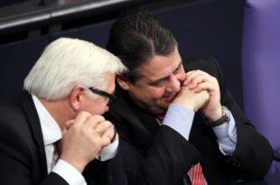 gabriel loest steinmeier als aussenminister ab 310x205 - Gabriel löst Steinmeier als Außenminister ab