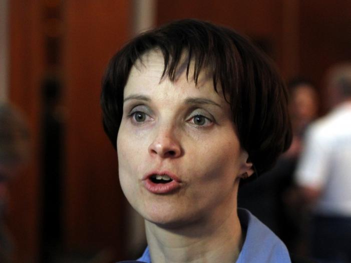 Gauland und Pazderski kritisieren Petry vor Treffen mit Le Pen